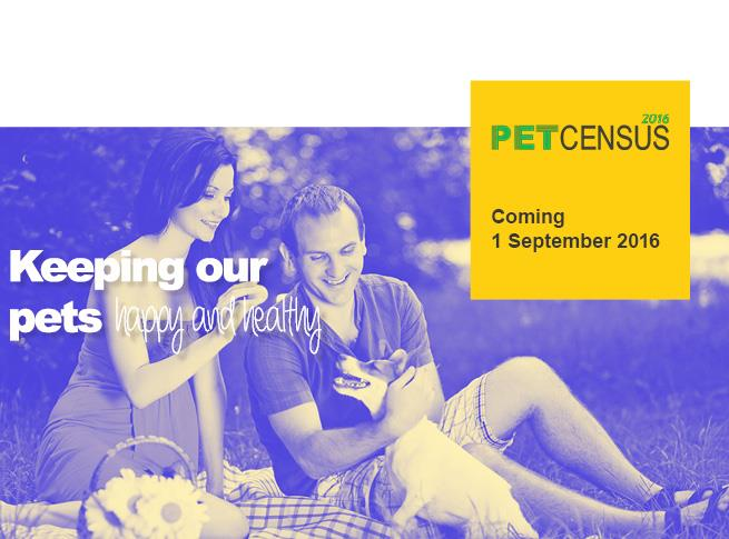 Pet Census Is Coming!