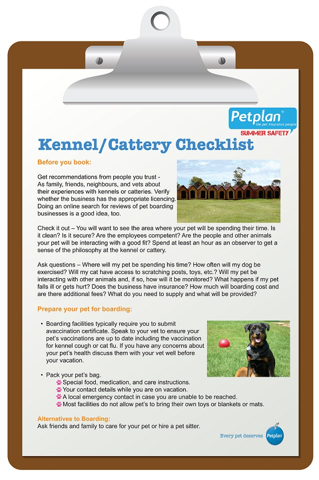 cattery-kennel-checklist