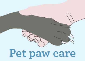Pet Paw Care Thumbnail