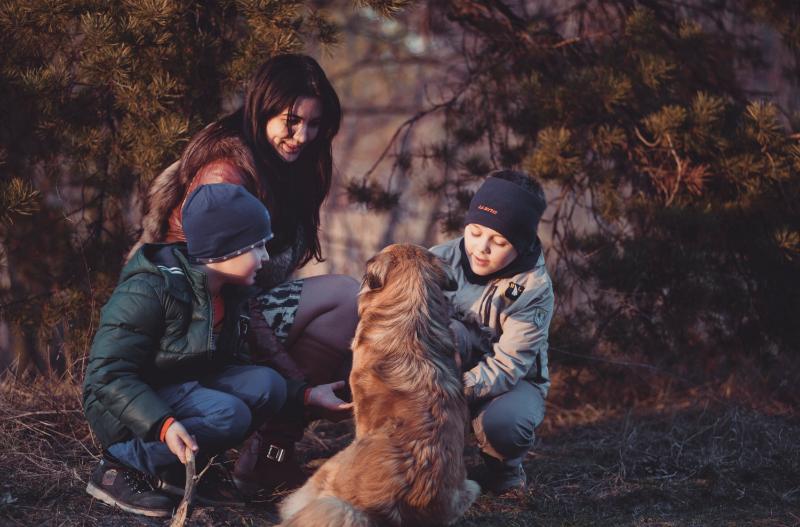 Benefits Pets on Kids