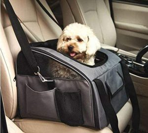 WOpet Pet Car Seat Carrier Airline Approved